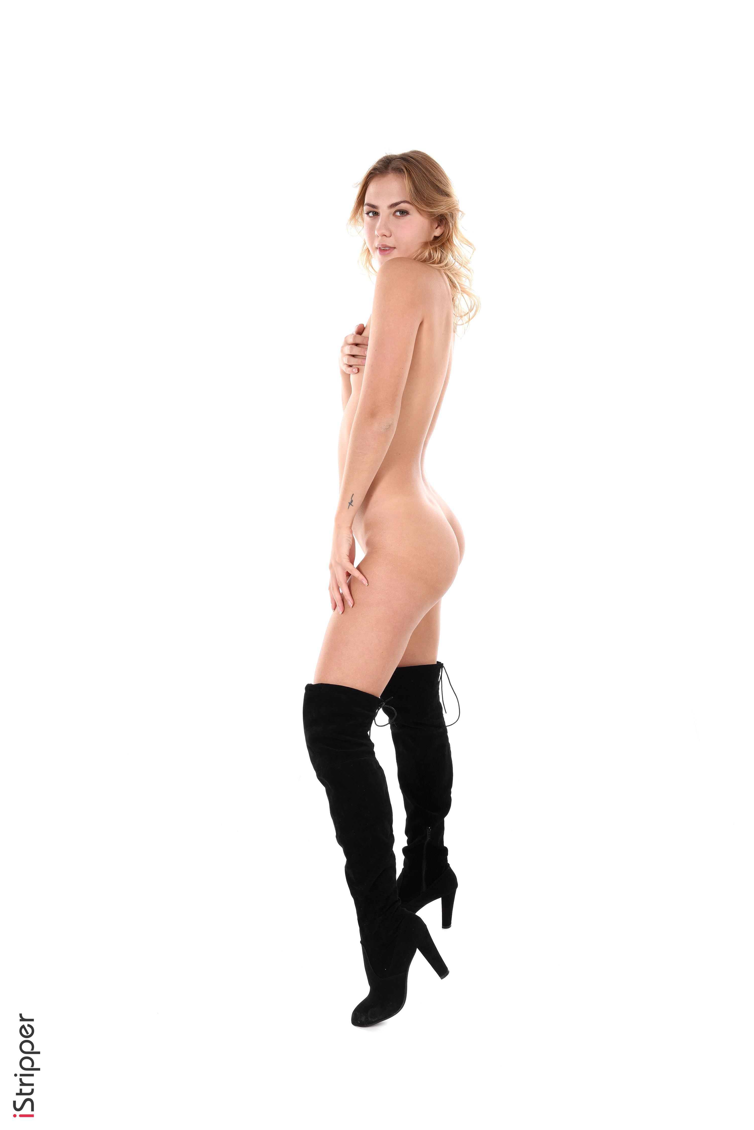 kaley sexy football striptease nude
