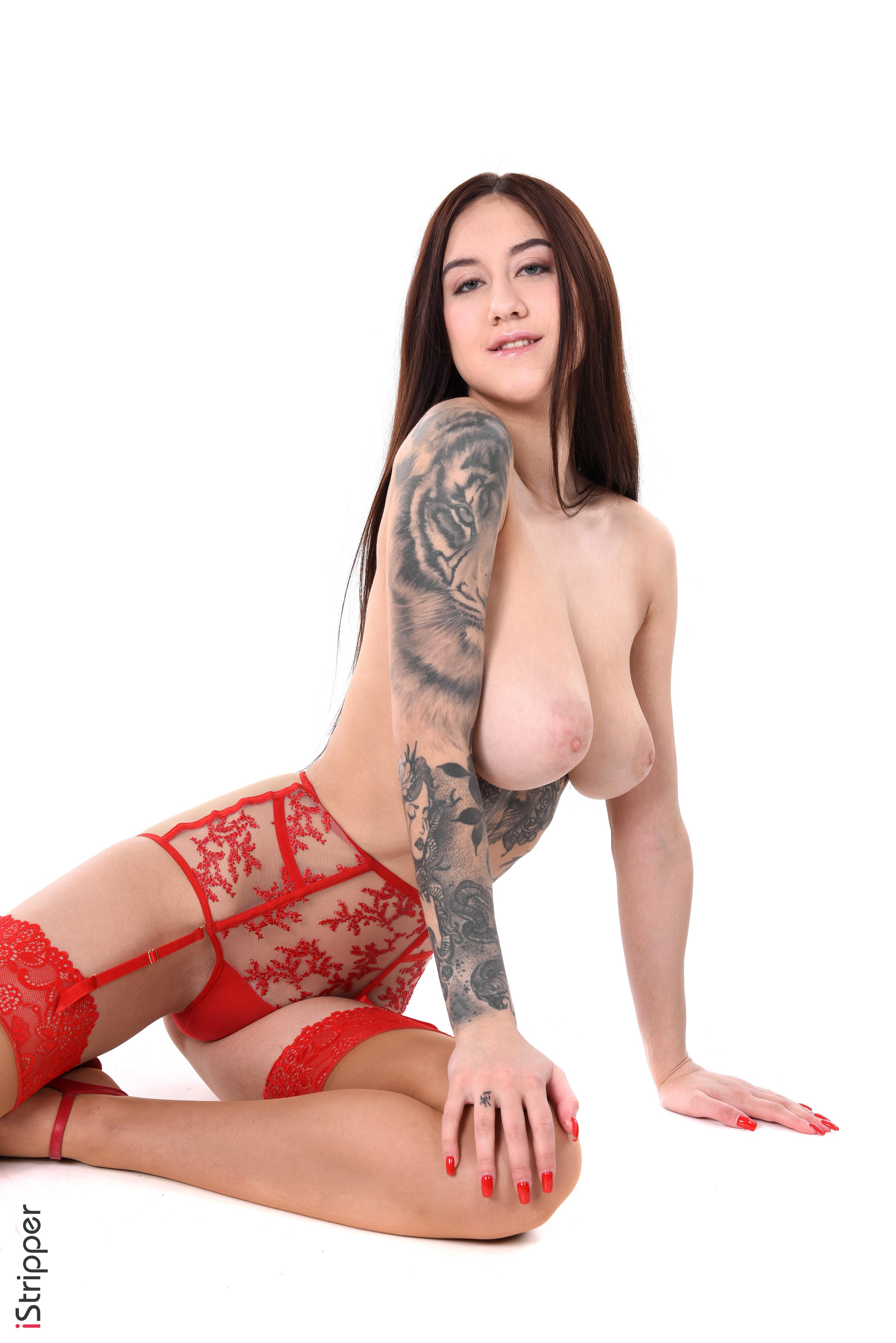 sexy stickam striptease