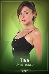 iStripper - Tina - Unbuttoned
