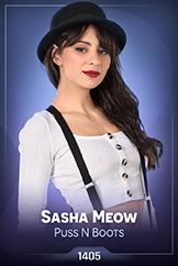 iStripper - Sasha Meow - Puss N Boots