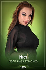 iStripper - Nici - No Strings Attached