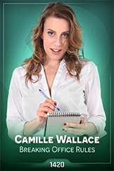 iStripper - Camille Wallace - Breaking Office Rules