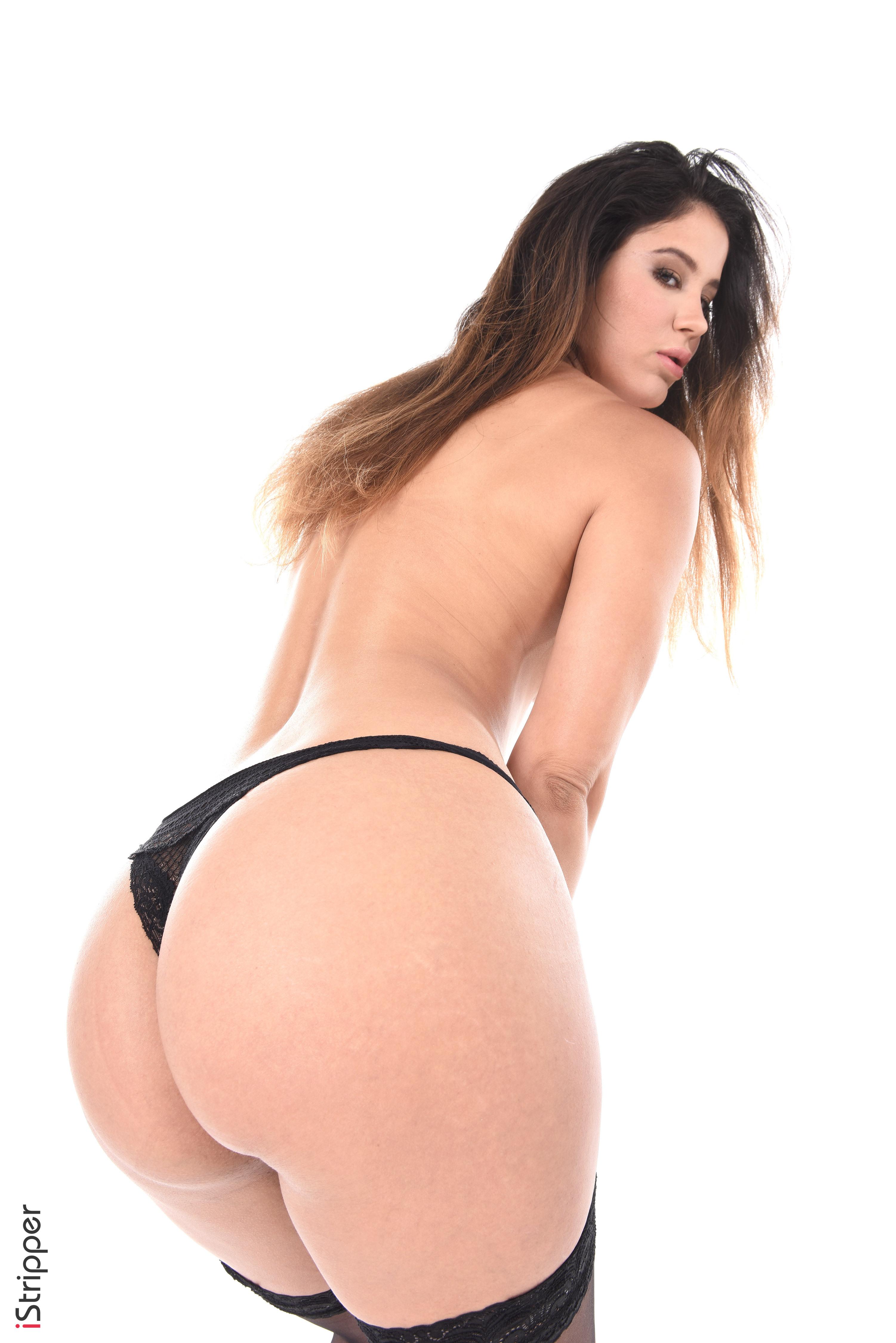 sexy striptease- asshole