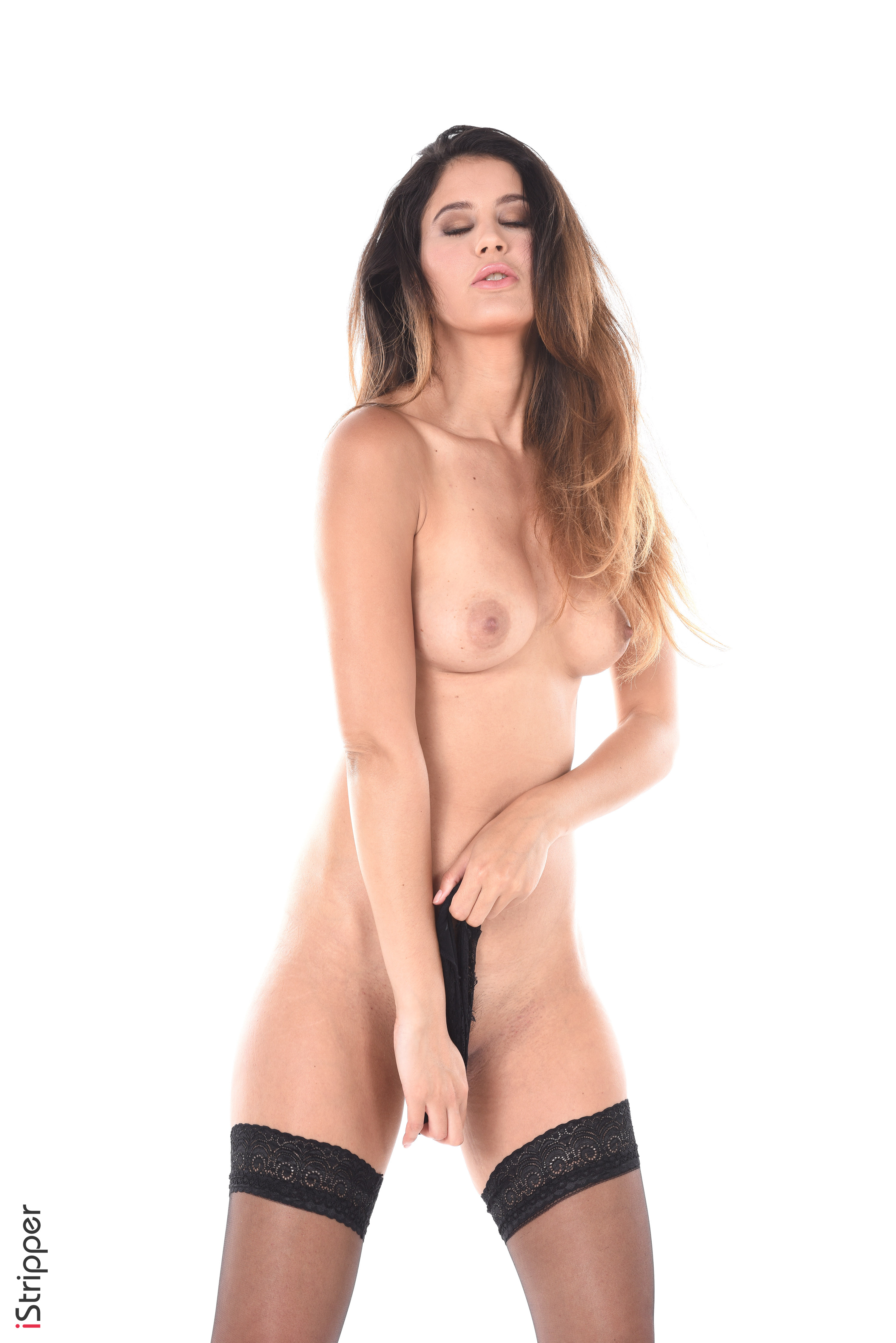 aleska diamond sexy striptease nude