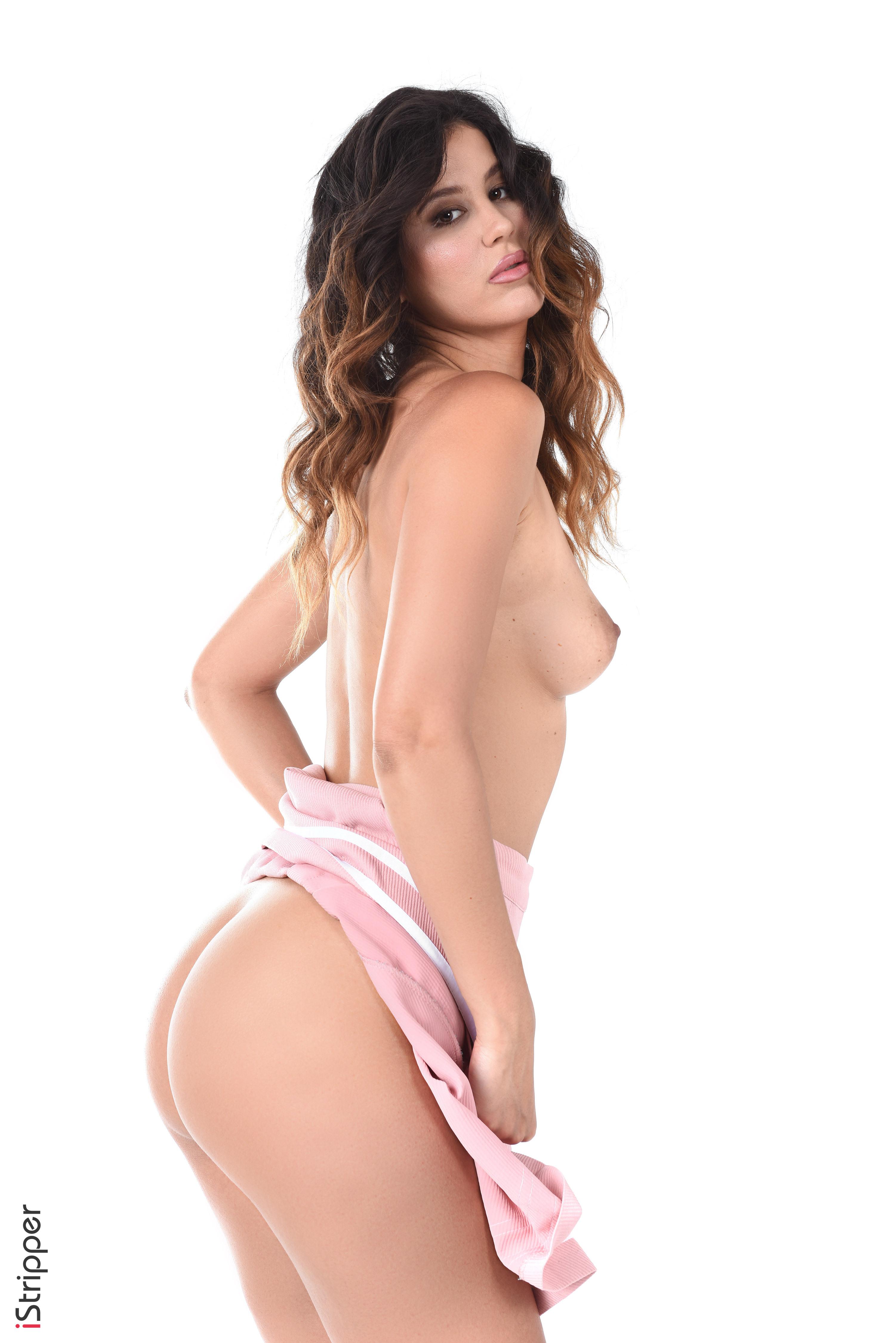 sexy striptease asian