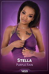 iStripper - Stella - Purple Rain
