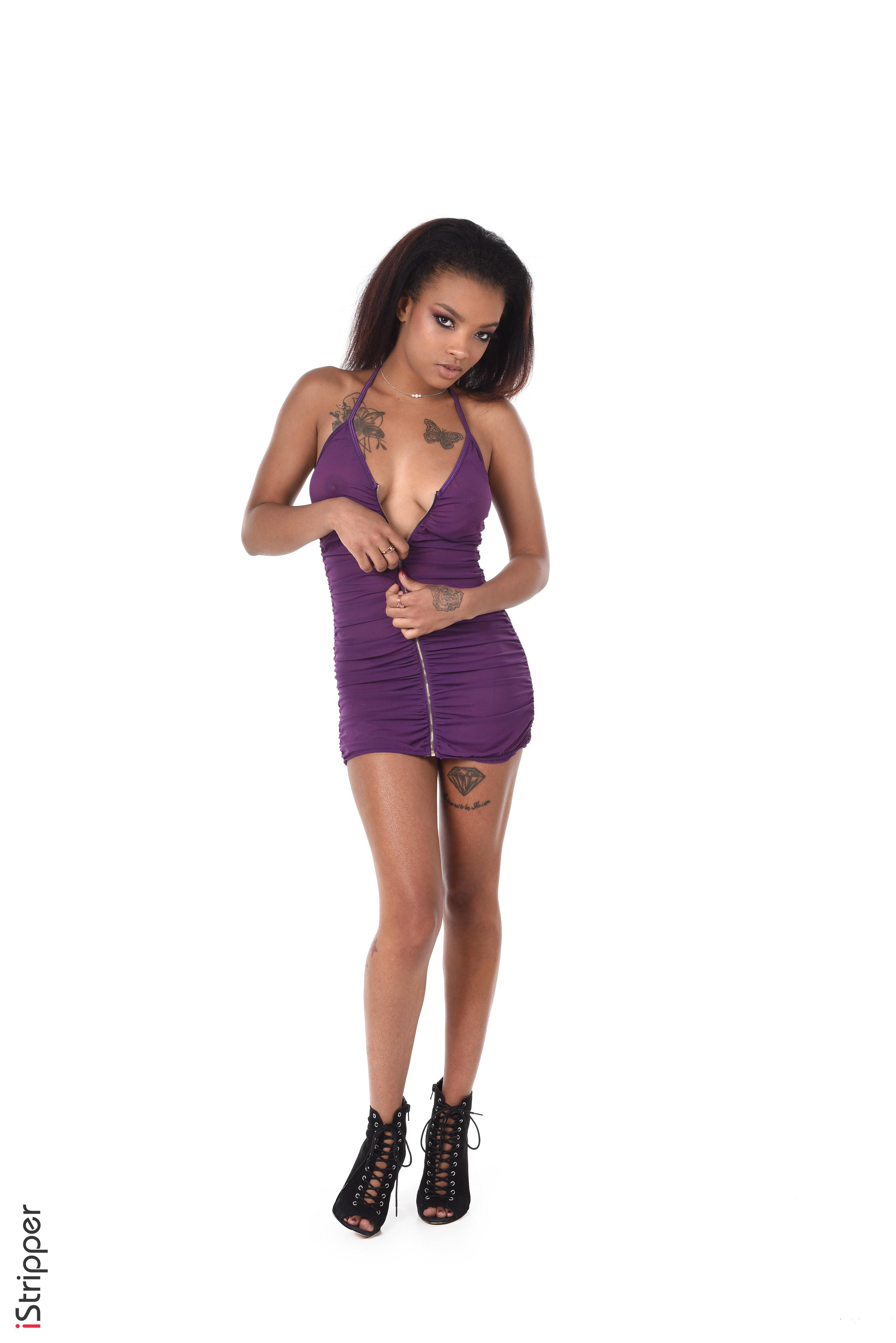 sexy amatuer striptease gif