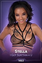 iStripper - Stella - I Got Sum'thin 4 U