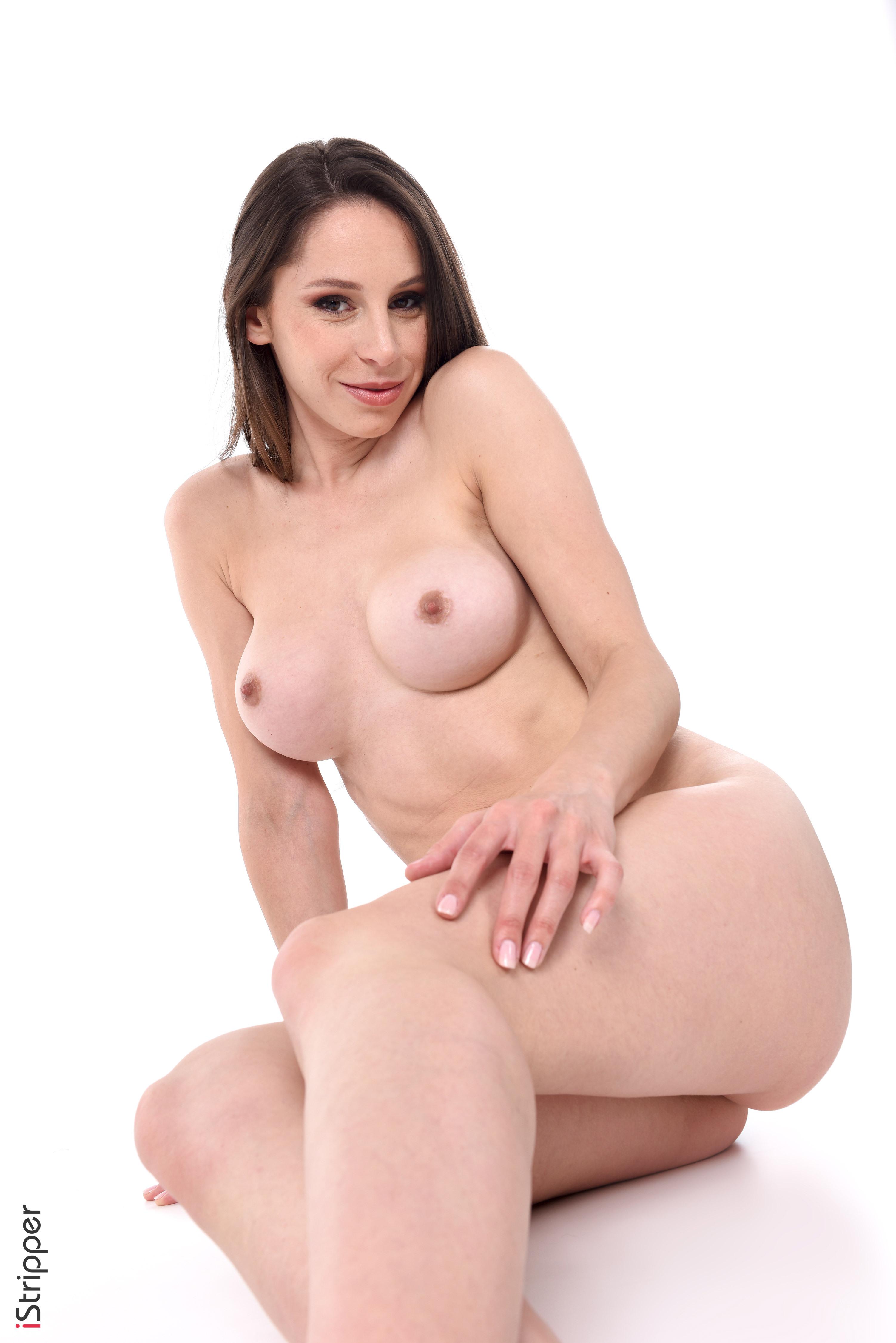 janessa brazil sexy dress & striptease