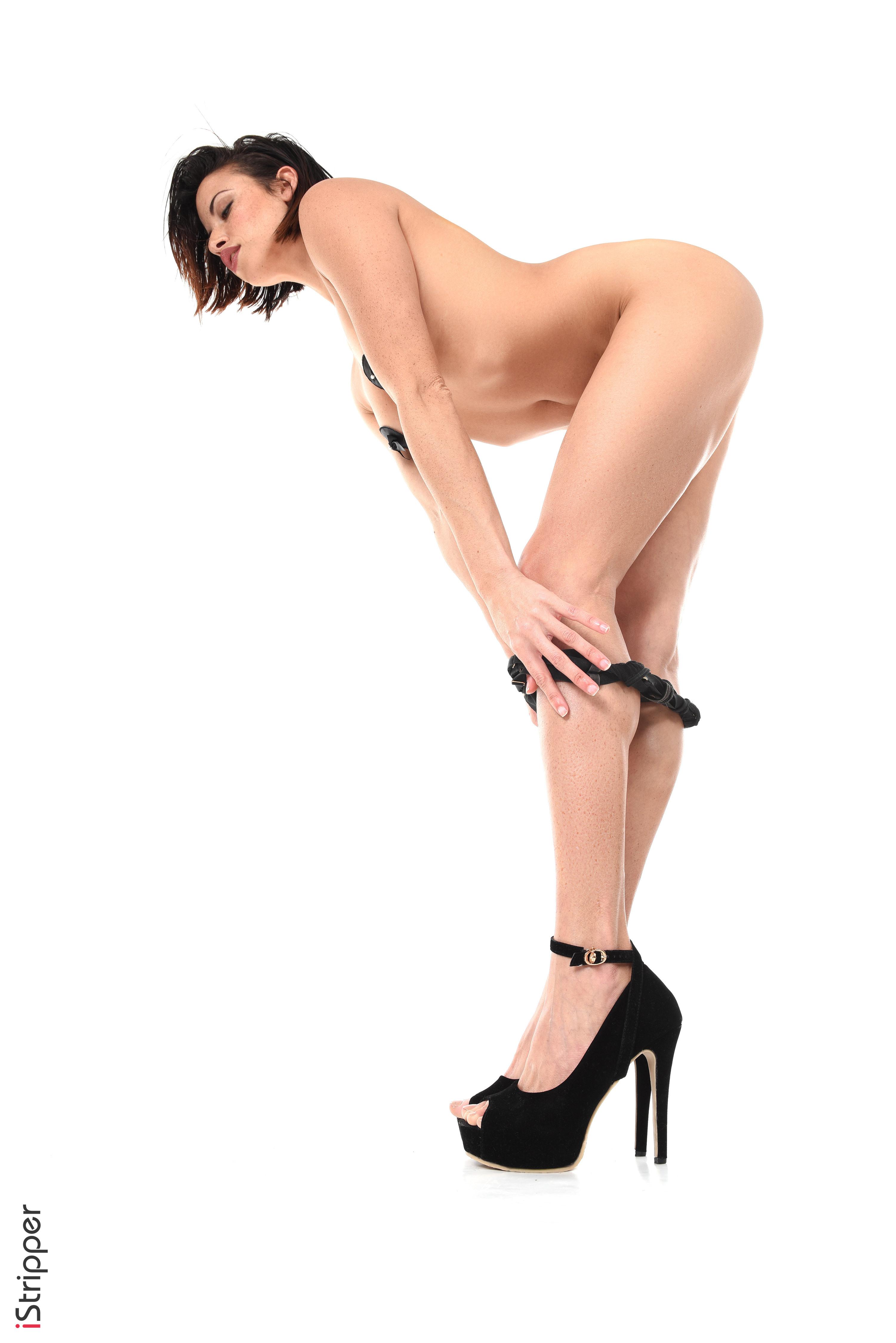 sexy striptease tits