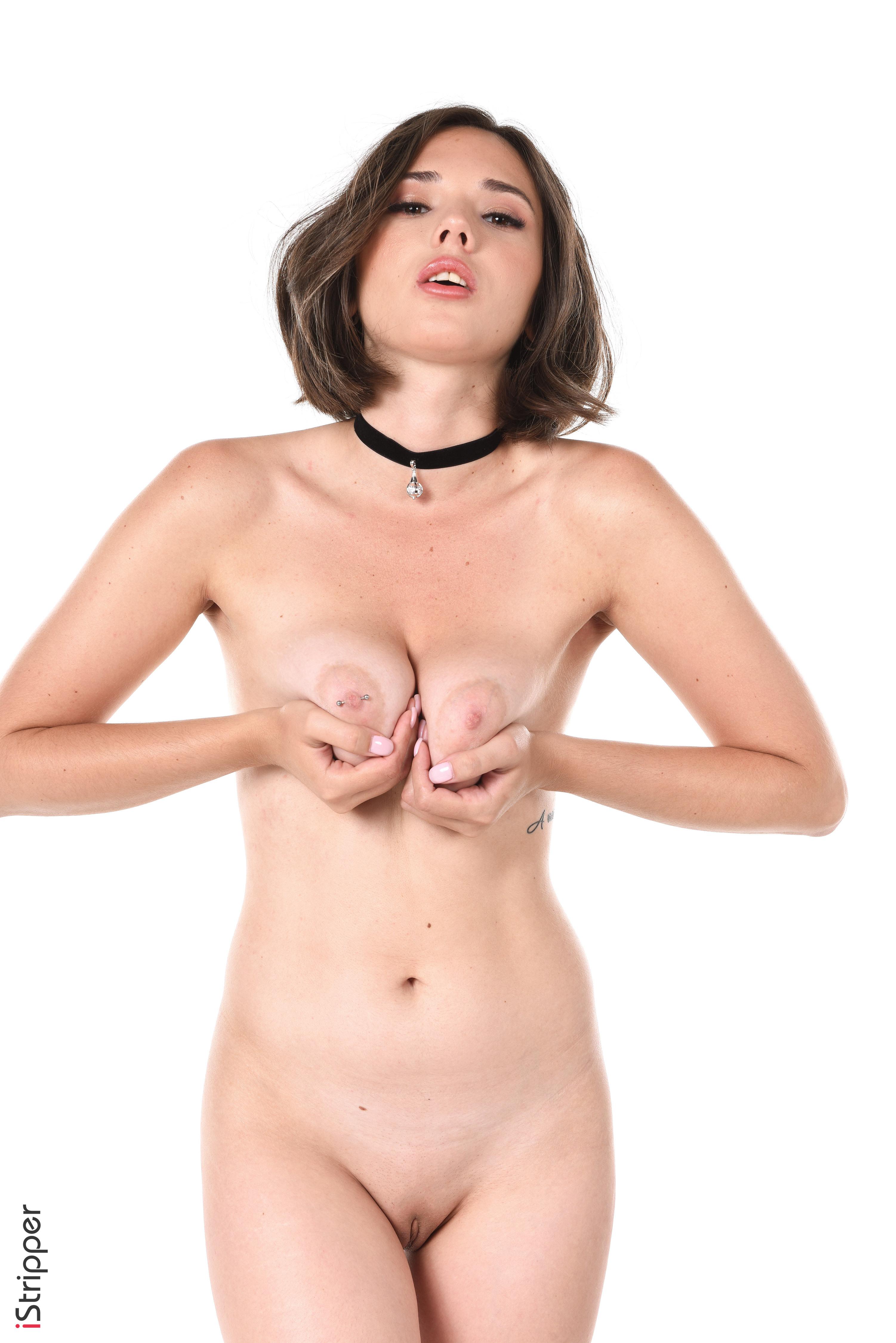 sexy striptease naked latina