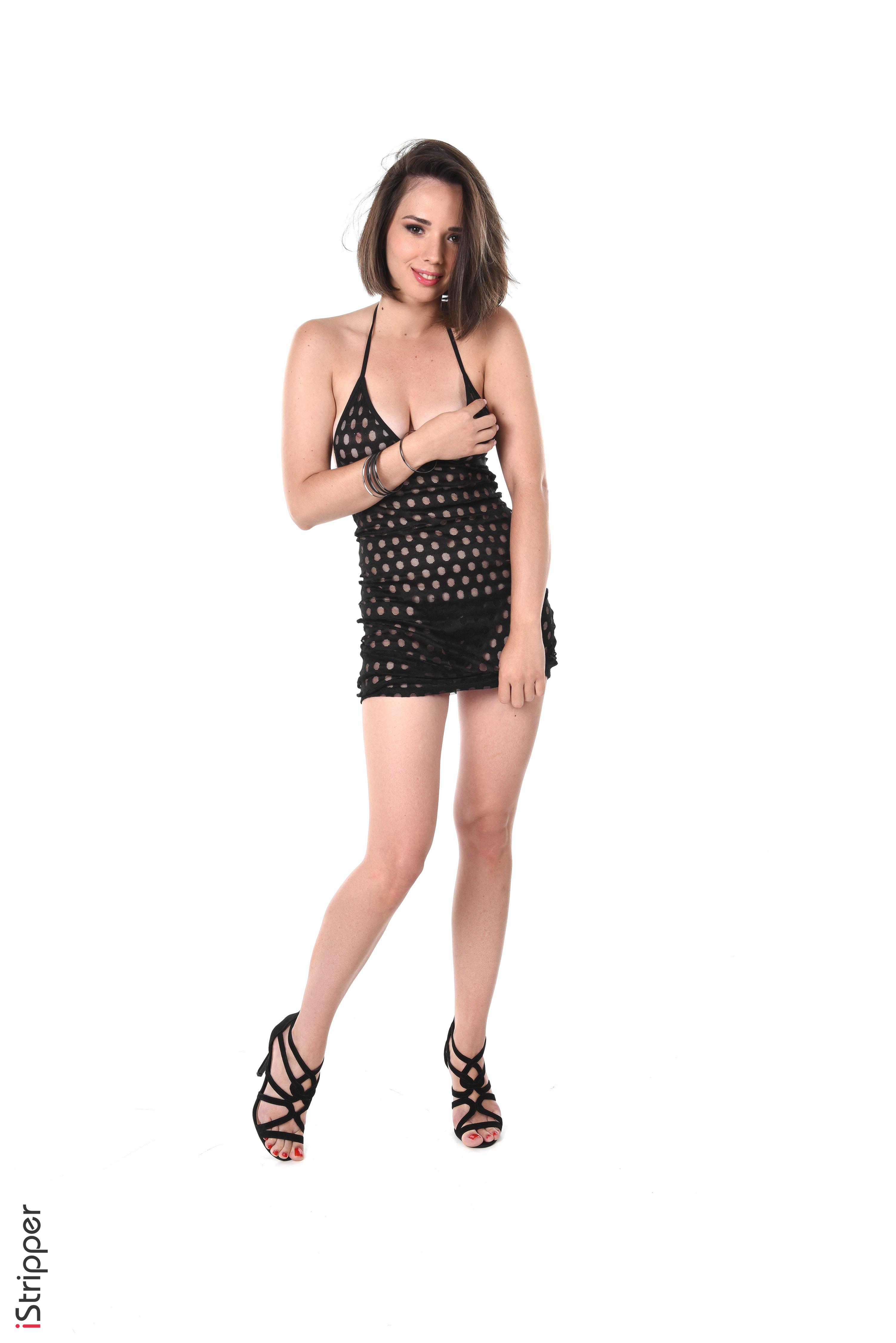 sexy beautiful babe fake boobs striptease xhamster