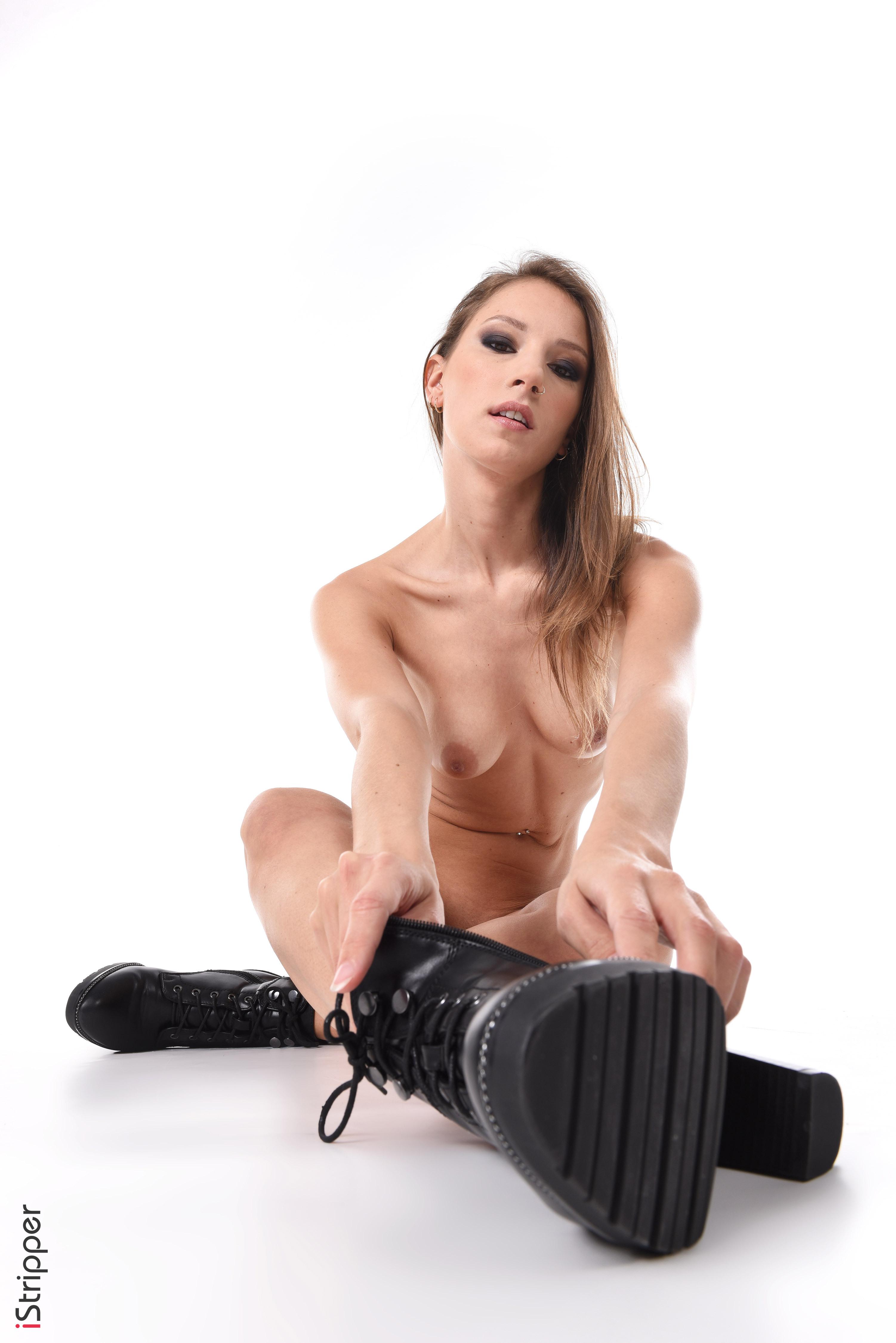 sexy striptease dance video