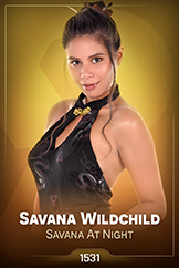 iStripper - Savana Wildchild - Savana At Night