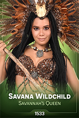 iStripper - Savana Wildchild - Savannah's Queen