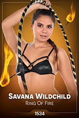 iStripper - Savana Wildchild - Ring Of Fire