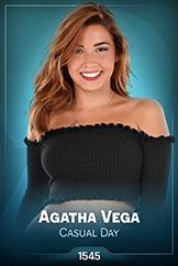 iStripper - Agatha Vega - Casual Day
