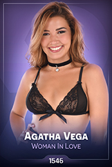 iStripper - Agatha Vega - Woman In Love