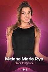 iStripper - Melena Maria Rya - Black Elegance