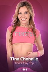 iStripper - Tina Chanelle - Tina's Tiny Top