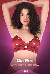 iStripper - Gia Ren - My Heart's On Show
