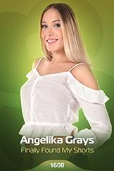 iStripper - Angelika Grays - Finally Found My Shorts