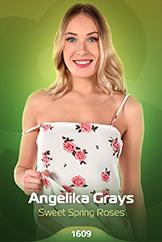 iStripper - Angelika Grays - Sweet Spring Roses