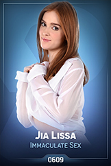 iStripper - Jia Lissa - Immaculate Sex