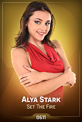 iStripper - Alya Stark - Set The Fire