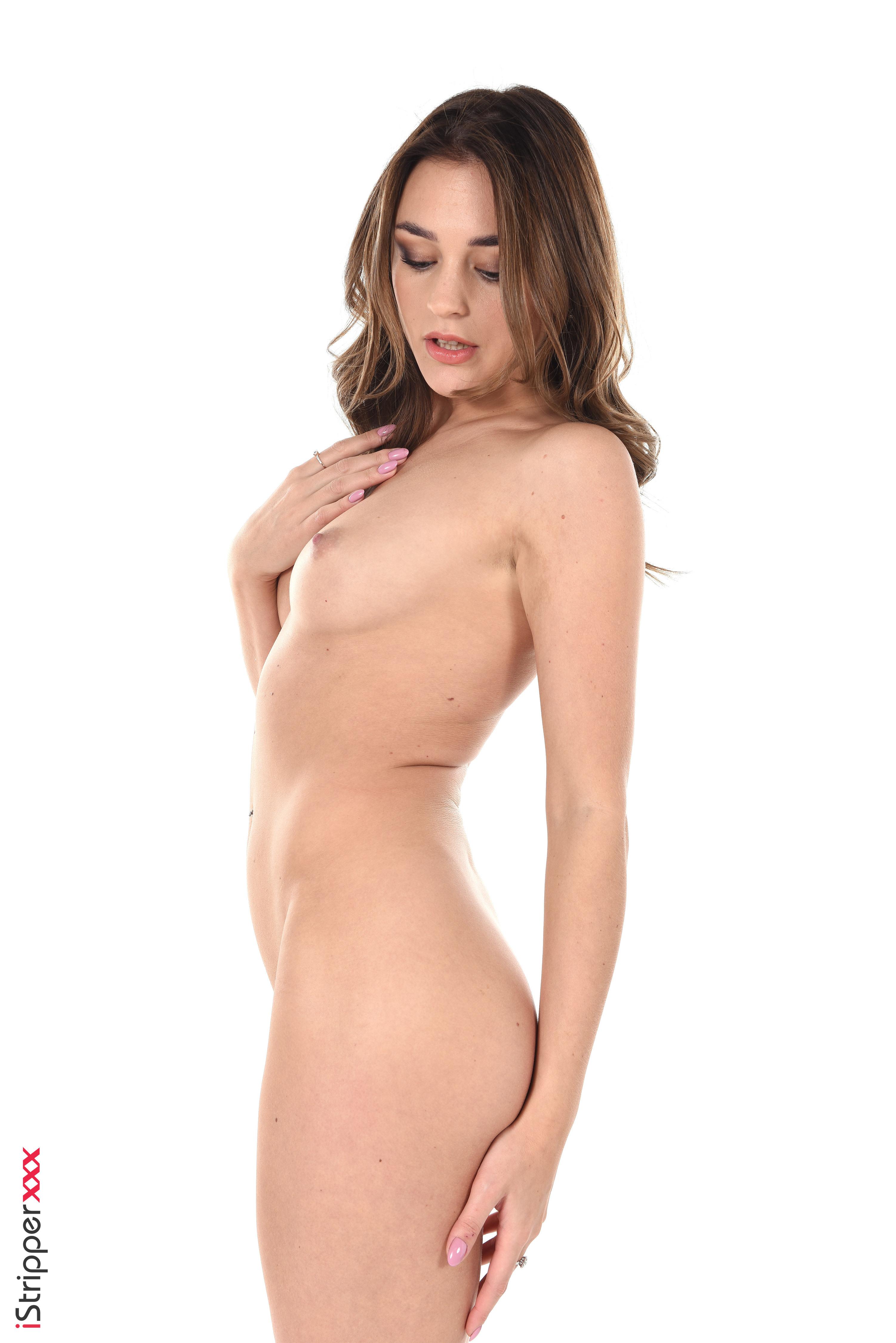 sexy saffron striptease