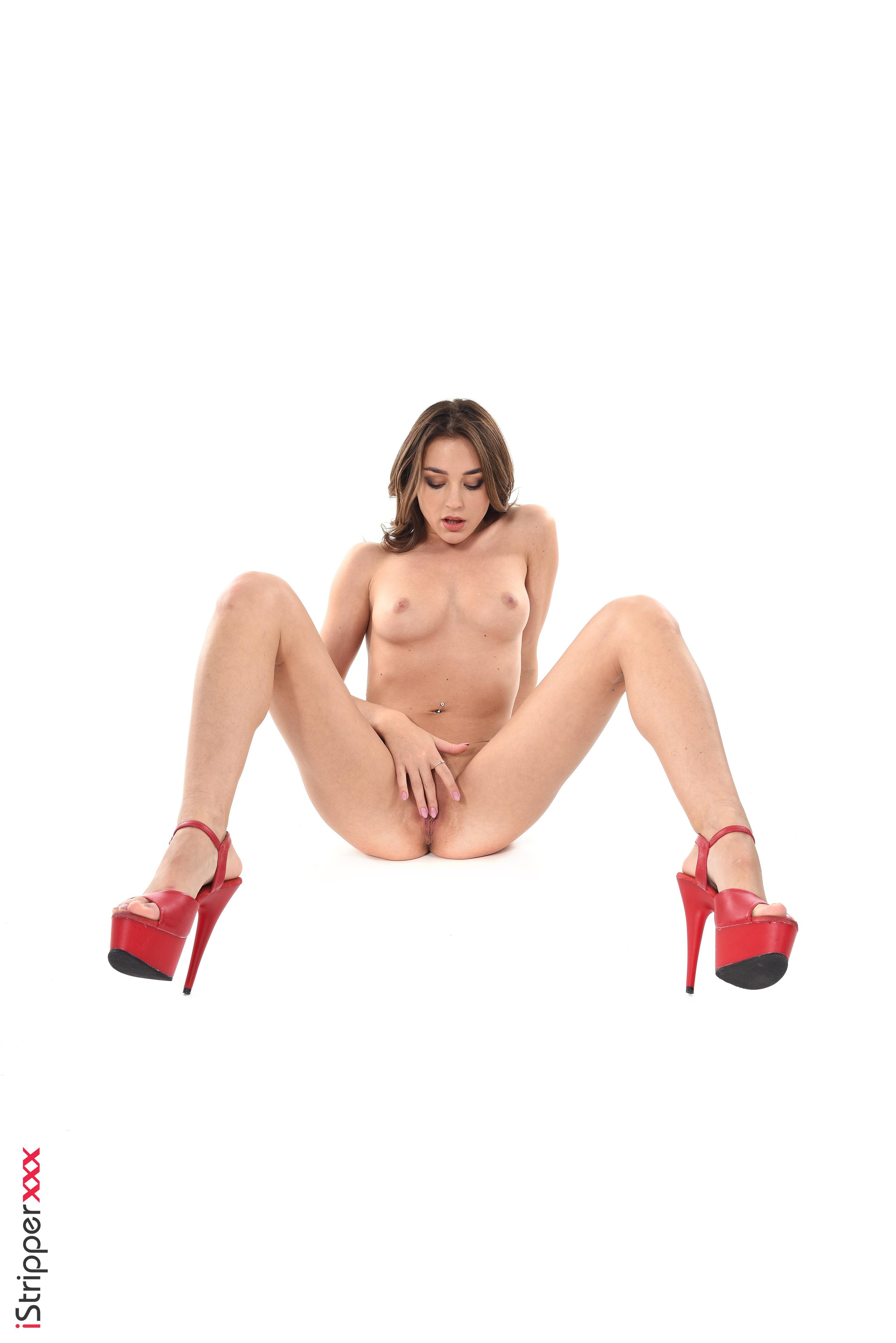 slim sexy striptease