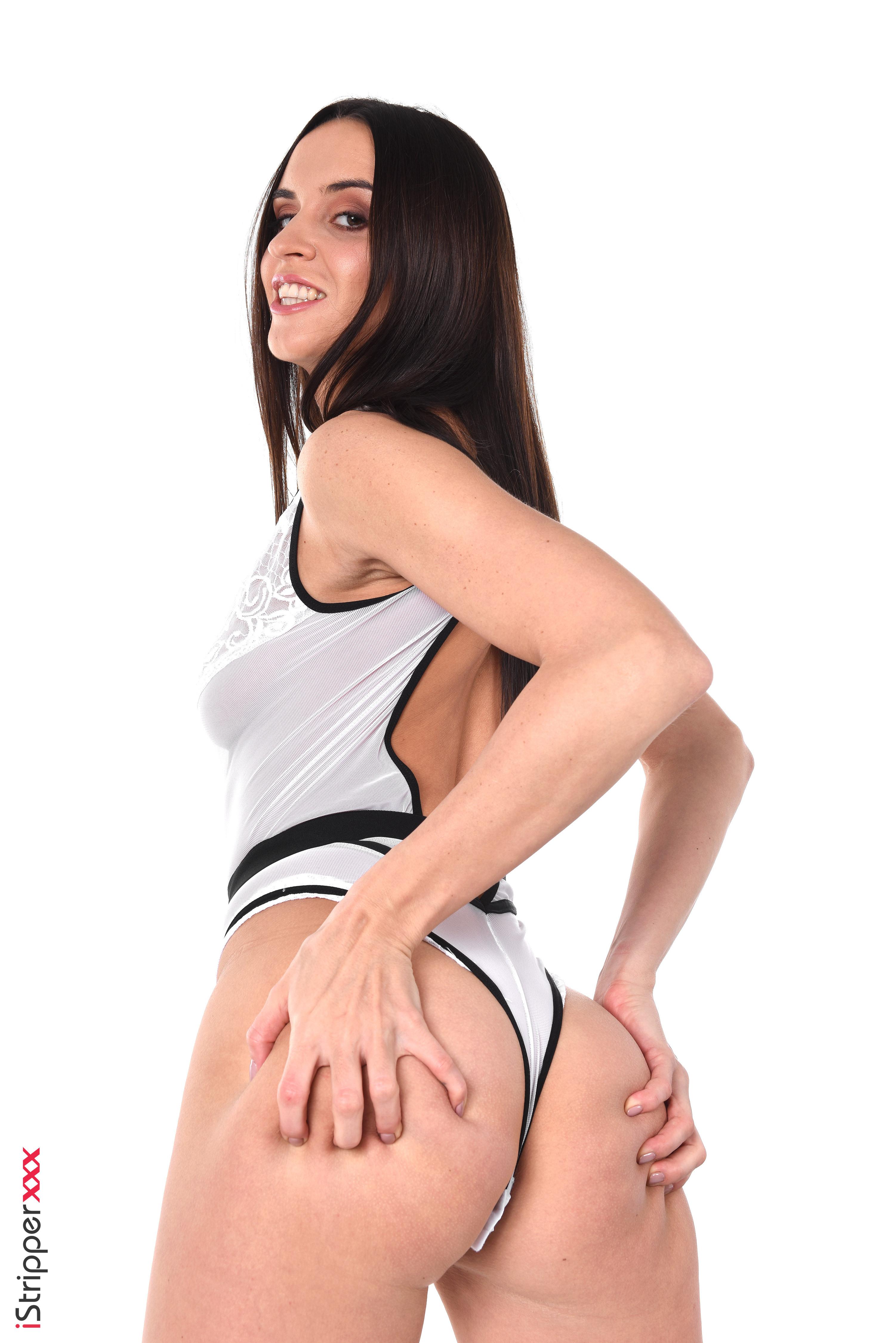 sexy lingere striptease gif