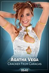 iStripper - Agatha Vega - Cracker From Caracas