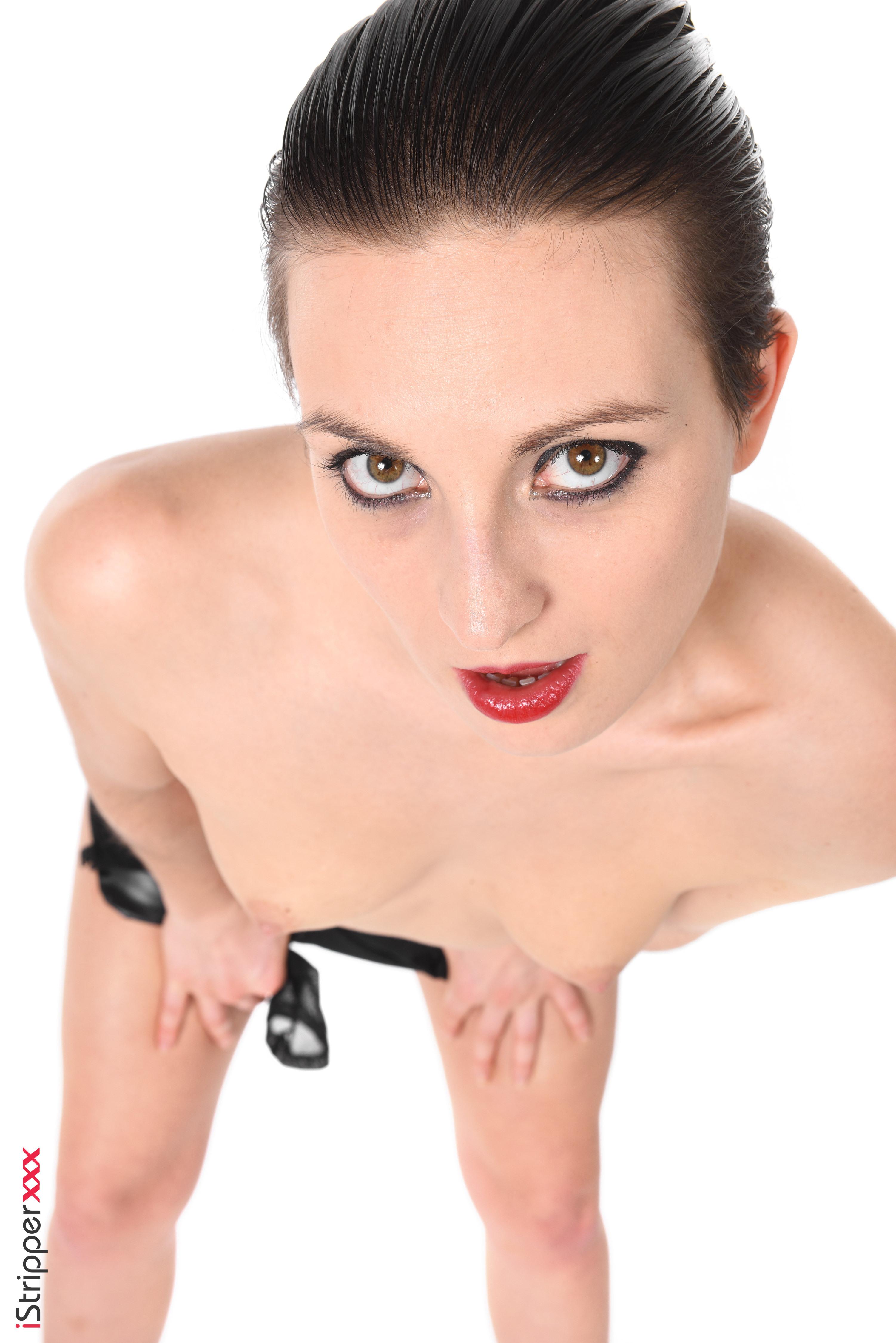 brook little sexy striptease nude