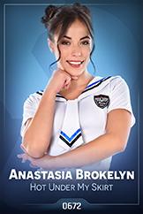iStripper - Anastasia Brokelyn - Hot Under My Skirt