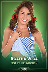 iStripper - Agatha Vega - Hot In The Kitchen