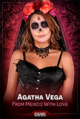 iStripper - Agatha Vega - From Mexico With Love
