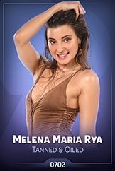 iStripper - Melena Maria Rya - Tanned & Oiled