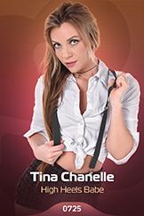 iStripper - Tina Chanelle - High Heels Babe