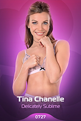 iStripper - Tina Chanelle - Delicately Sublime