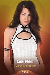 iStripper - Gia Ren - Asian Escapade
