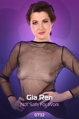iStripper - Gia Ren - Not Safe For Work