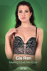 iStripper - Gia Ren - Making Love, My Goal !