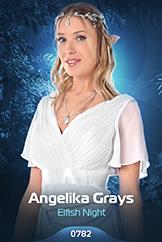 iStripper - Angelika Grays - Elfish Night