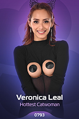 iStripper - Veronica Leal - Hottest Catwoman