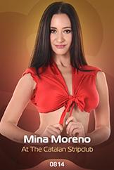 iStripper - Mina Moreno - At The Catalan Stripclub