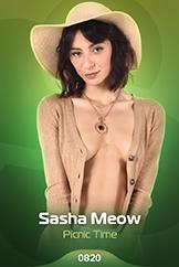 iStripper - Sasha Meow - Picnic Time