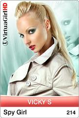 Vicky S / Spy Girl