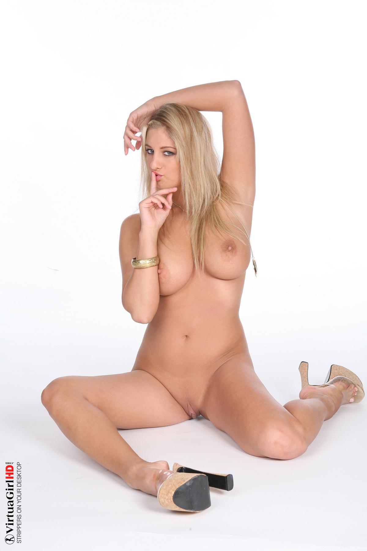 nude girl desktop