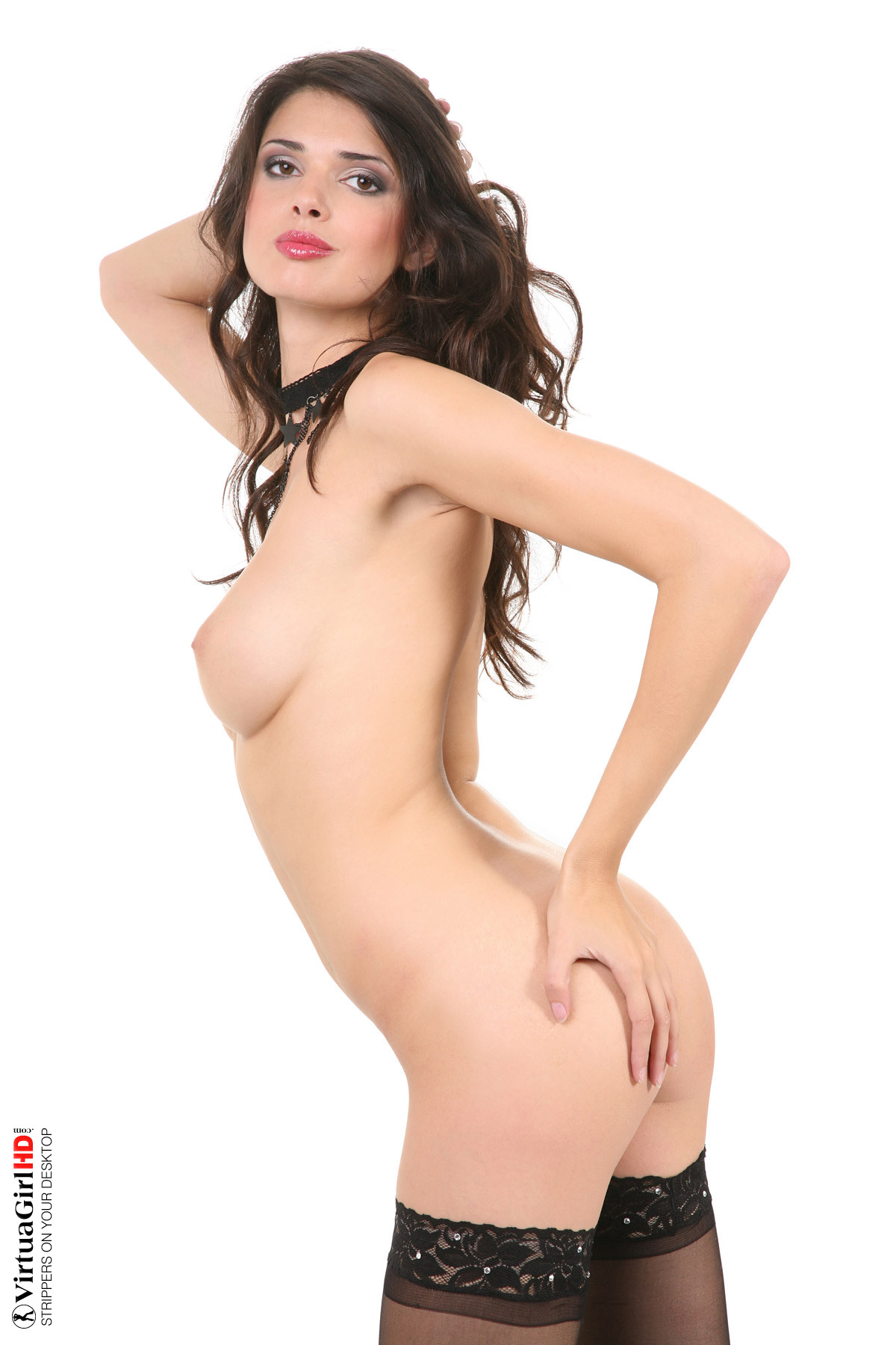 live naked girl wallpapers